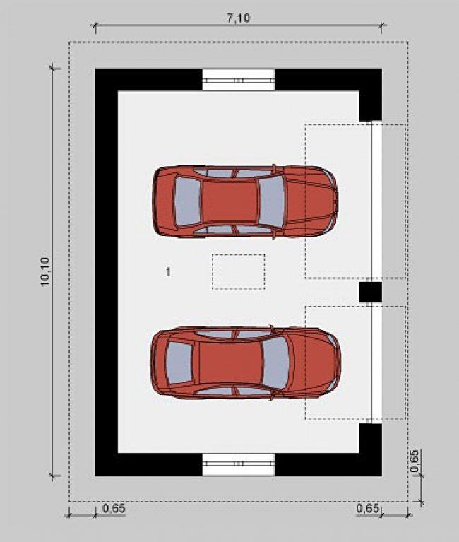 Проект ГР-175