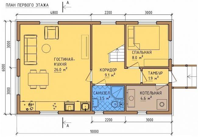 Проект КД-35