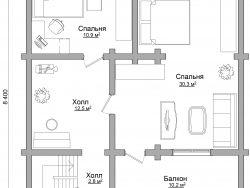 Проект ОБД-95