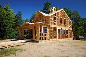 Проекты каркасных домов 6x8