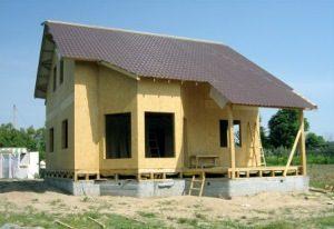 Проекты каркасных домов 7x9