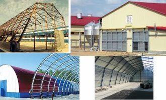 Строительство ангаров в Самаре