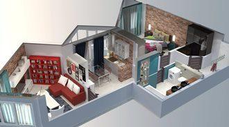 Дизайн интерьера квартиры в Самаре