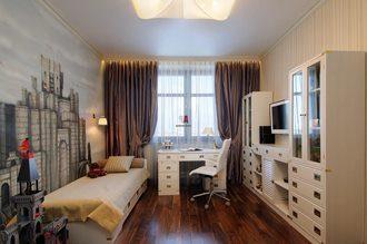 Дизайн интерьера комнаты в Самаре