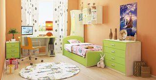 Дизайн детской комнаты в Самаре