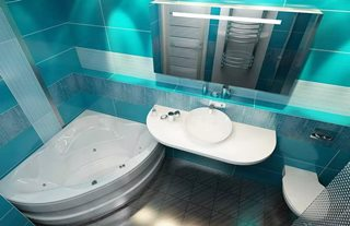 Фото варианты Дизайн ванной комнаты в Самаре