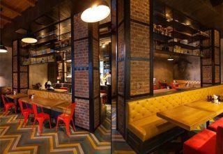 Фото варианты Дизайн интерьера кафе в Самаре
