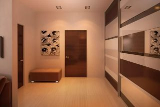 Фото варианты Дизайн коридора в Самаре