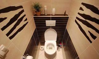 Фото варианты Дизайн туалета в Самаре
