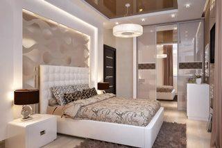Дизайн спальни в Самаре