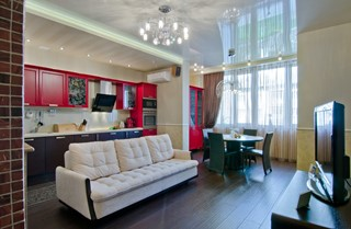Фото варианты Дизайн трёхкомнатной квартиры в Самаре