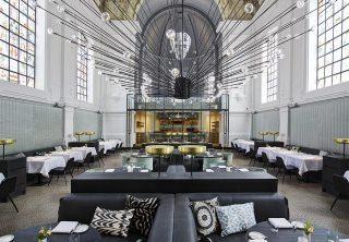 Дизайн интерьера ресторана в Самаре