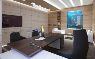 Фото варианты Дизайн интерьера офиса в Самаре