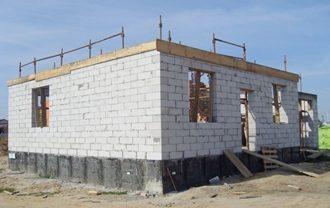 Проекты домов 10 на 10 из газобетона в Самаре