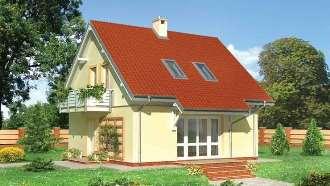 Проекты домов 6х7 из газобетона Самара