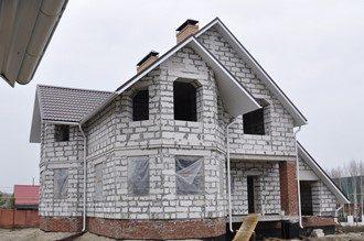 Проекты домов 9х9 из газобетона