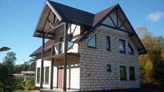 Проекты домов 6х9 из газобетона Самара