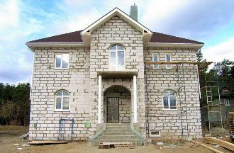 Проекты домов 11 на 11 из газобетона Самара