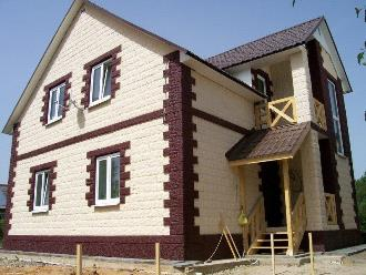 Проекты домов 6х10 из газобетона Самара