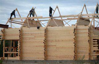 Проекты домов из бруса 5х6 в Самаре