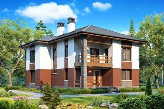 Проекты домов из кирпича до 200 кв.м в Самаре