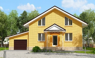 Проекты домов из кирпича 6х12 в Самаре