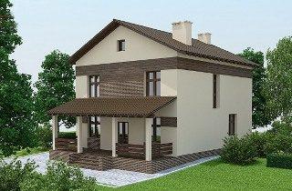Проекты домов из кирпича 9х10 в Самаре