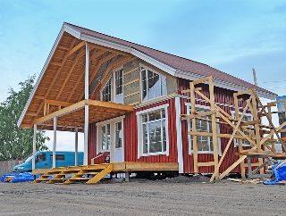 Строительство домов по финской технологии в Самаре под ключ