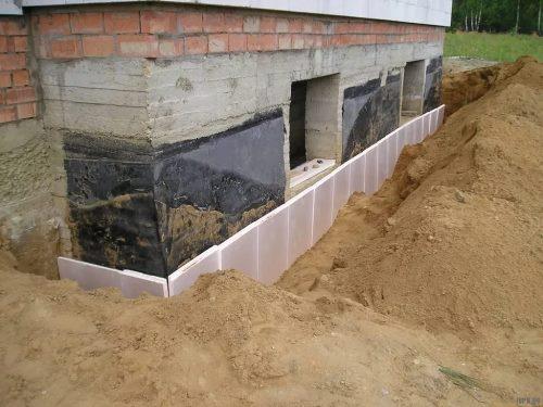Строительство цокольного фундамент в Самаре