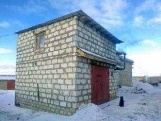 Строительство гаража из газобетона в Самаре