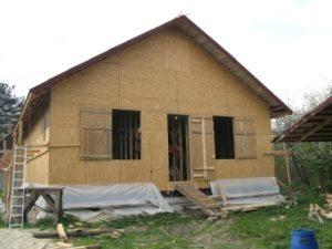 Щитовые дачные дома под ключ в Самаре