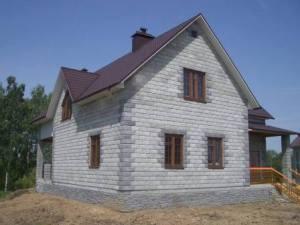 Строительство домов из газобетона в Самаре