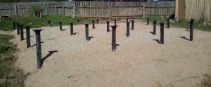 Строительство свайного фундамента в Самаре