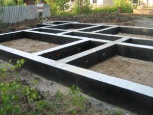 Строительство ленточного фундамента в Самаре