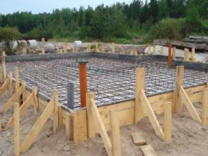 Строительство монолитных фундаментов в Самаре