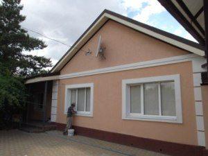 Фасадная отделка домов в Самаре
