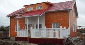Строительство домов с отделкой под ключ в Самаре