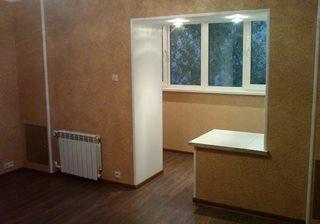 Ремонт комнаты под ключ в Самаре