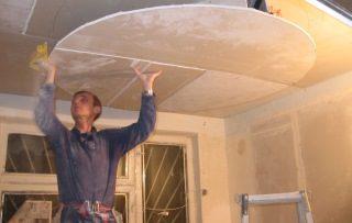Монтаж подвесных потолков в Самаре