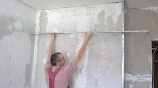 Выравнивание стен в Самаре