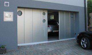 Фото процесса производства Откатные ворота гаражные в Самаре