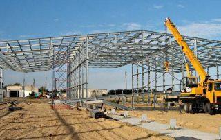 Строительство складов в Самаре