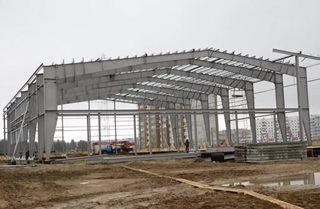 Фото Строительство спортзалов в Самаре