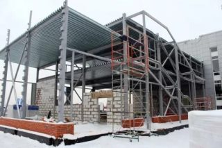 Строительство автосалонов в Самаре