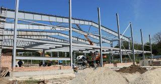 Строительство торговых центров в Самаре