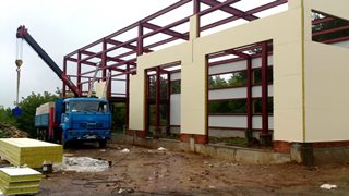 Фото Строительство автомойки в Самаре
