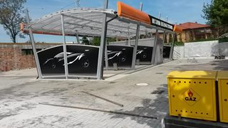 Строительство автомойки в Самаре
