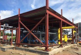 Строительство котельной в Самаре