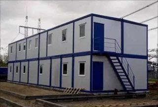 Строительство общежитий в Самаре